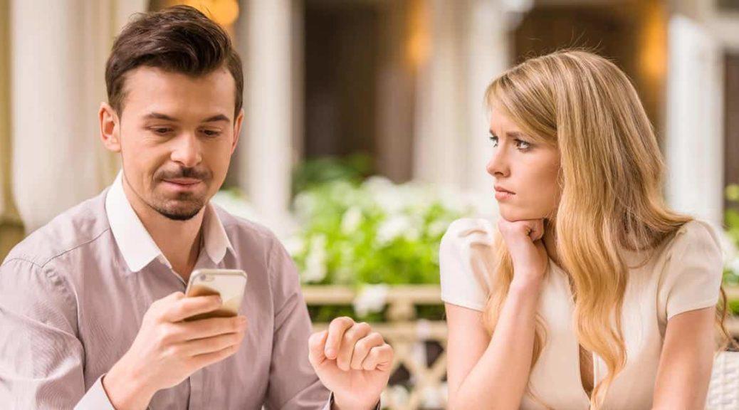 Wat je niet moet doen tijdens het daten